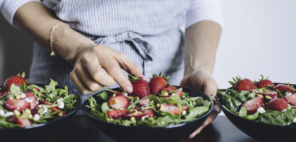 Easy Ways To Eat More Fruit And Vegetables